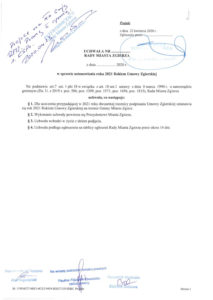 Rok Umowy Zgierskiej