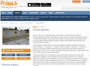 Media o Umowie Zgierskiej i naszej rocznicy – polskaniezwykla.pl