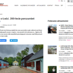 Urząd Miasta Łodzi o Umowie Zgierskiej